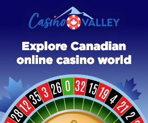 CasinoValley Banner